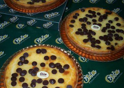 02 TARTA QUESO y CHOCOLATE