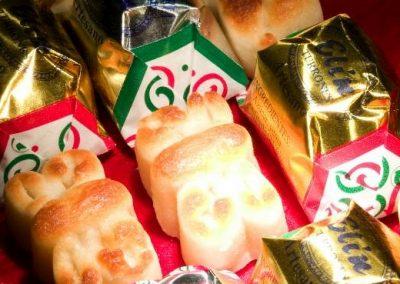 13 MAZAPANES ; REPOSTERIA, YEMAS, ... Fiestas de NAVIDAD